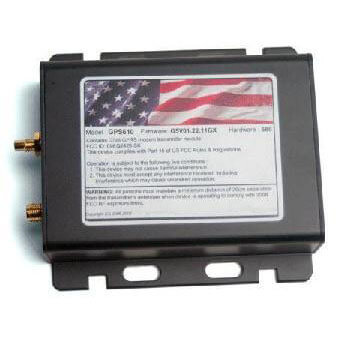 Hardwired GPS Unit (VTX-5)